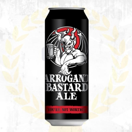 Stone Berlin Arrogant Bastard Ale im Craft Bier Online Shop bestellen - Craft Beer online kaufen