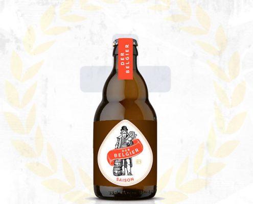 Der Belgier Brewing Saison im Craft Bier Online Shop bestellen - Craft Beer online kaufen