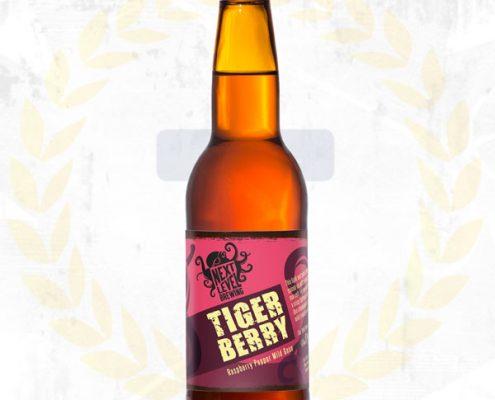 Next Level Brewing Tiger Berry Gose im Craft Bier Online Shop bestellen - Craft Beer online kaufen