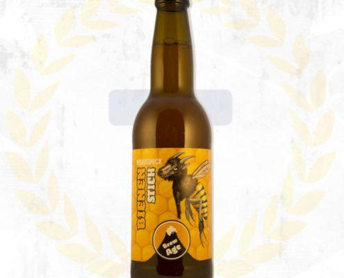 Brew Age Bienenstich Honigbock im Craft Bier Online Shop bestellen - Craft Beer online kaufen