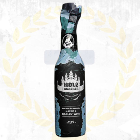 Brew Age Holzknacker Bourbon Barrel Aged Iced Barley Wine im Craft Bier Online Shop bestellen - Craft Beer online kaufen