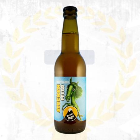 Brew Age Steckenpferd Hoppy Lager im Craft Bier Online Shop bestellen - Craft Beer online kaufen