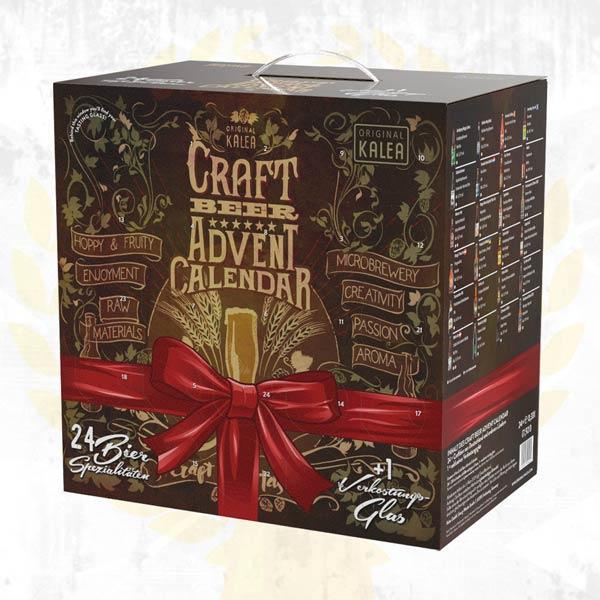 Kalea Craft Bier Adventkalender Bierkalender International Craft Beer Calendar International im Craft Bier Online Shop bestellen - Craft Beer online kaufen