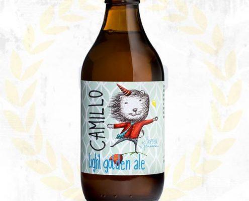 Hopfenspinnerei - Camillo - Light Golden Ale im Craft Bier Online Shop bestellen - Craft Beer online kaufen