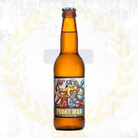 Next Level Brewing Frontman Dry Hopped Modern Pale Lager im Craft Bier Online Shop bestellen - Craft Beer online kaufen
