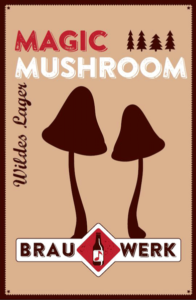 Brauwerk Wien - Magic Mushroom im Craft Bier Online Shop bestellen - Craft Beer online kaufen