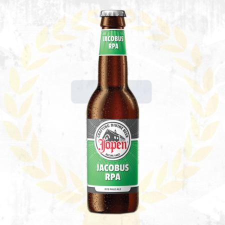 Jopen Jacobus Rye Pale Ale RPA aus den Niederlande im Craft Bier Online Shop bestellen - Craft Beer online kaufen