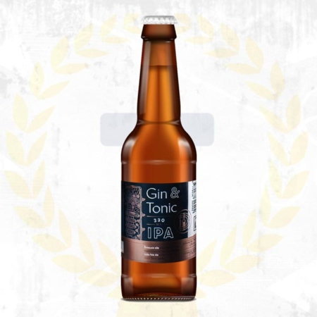 Sakiskiu Gin & Tonic India Pale Ale IPA Cocktail aus Litauen im Craft Bier Online Shop bestellen - Craft Beer online kaufen