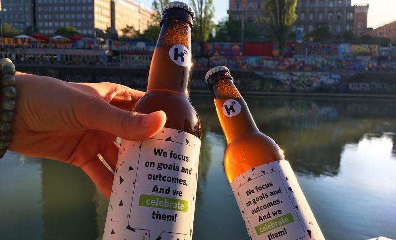 Dein eigenes Craft Bier mit Deinem eigenen Etikett. Das Wiener Startup kununu hat es bereits vorgemacht.