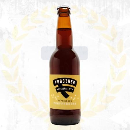Forstner Pfefferkuss Doppelbock im Craft Bier Online Shop bestellen - Craft Beer online kaufen