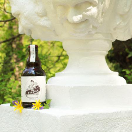 Der Belgier Brewing Royale Hibiskus Blonde im Craft Bier Online Shop bestellen - Craft Beer online kaufen
