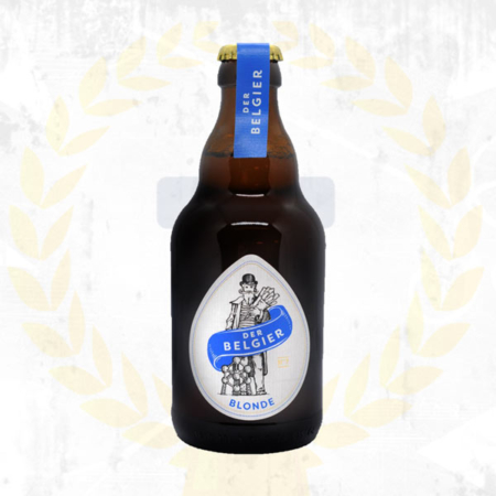 Der Belgier Brewing Blonde im Craft Bier Online Shop bestellen - Craft Beer online kaufen