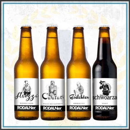 RODAUNer Biermanufaktur Essentials Bierpaket Biergeschenk Wien Liesing online shop bestellen und online kaufen