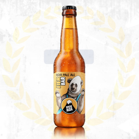 Brew Age Eierbär India Pale Ale IPA im Craft Bier Online Shop bestellen - Craft Beer online kaufen