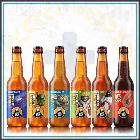 Brew Age Essentials Bierpaket Biergeschenk aus Wien Online Shop bestellen und online kaufen