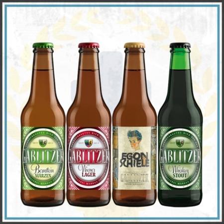 Gablitzer Essentials Bierpaket Biergeschenk aus Gablitz von Markus Führer klassische Bierstile aus Wien Umgebung im Online Shop bestellen und online kaufen