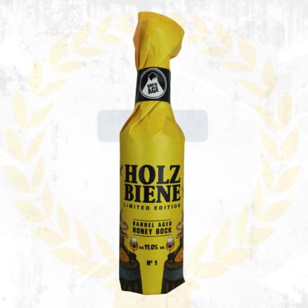 Brew Age Holzbiene Barrel Aged Bienenstich Honigbock im Craft Bier Online Shop bestellen - Craft Beer online kaufen