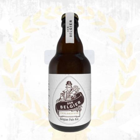 Der Belgier Brewing Explorateur Belgian Pale Ale aus Wien Österreich im Craft Bier Online Shop bestellen - Craft Beer online kaufen