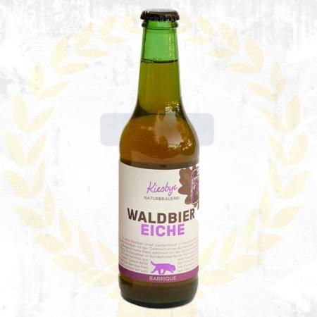 Kiesbye's Waldbier 2020 Eiche Biere der Wildnis im Craft Bier Online Shop bestellen - Craft Beer online kaufen