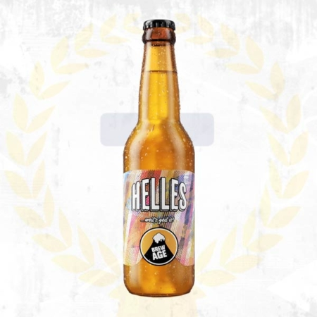 Brew Age Helles Lager im Craft Bier Online Shop bestellen - Craft Beer online kaufen