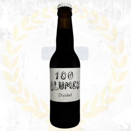 100 Blumen Dunkel Schwarzbier dunkles Lager aus Wien Liesing Atzgersdorf im Craft Bier Online Shop bestellen - Craft Beer online kaufen
