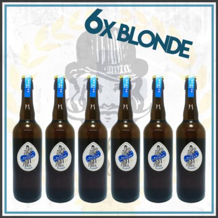 Der Belgier - Blonde 6er