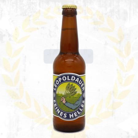 Leopoldauer Brauhandwerk Feines Helles aus Wien Leopoldau im Craft Bier Online Shop bestellen - Craft Beer online kaufen