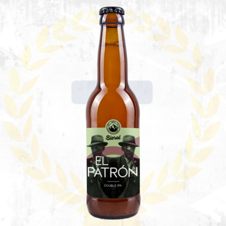 Bierol El Patron Double India Pale Ale IPA aus Schwoich in Tirol im Craft Bier Online Shop bestellen - Craft Beer online kaufen
