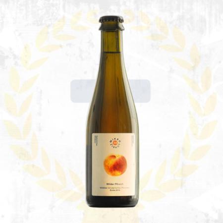 Alefried Mikrozirkus 34 Wilder Pfirsich Ernte 2019 Sauerbier Spezialbier aus Graz Steiermark im Craft Bier Online Shop bestellen - Craft Beer online kaufen