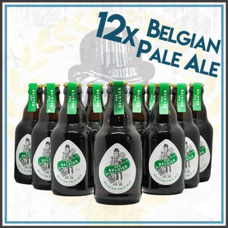 Der Belgier Brewing Belgian Pale Ale aus Wien Österreich im Craft Bier Online Shop bestellen - Craft Beer online kaufen