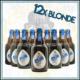 Der Belgier Brewing 12er Blonde Bierpaket im Craft Bier Online Shop bestellen - Craft Beer online kaufen