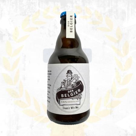 Der Belgier Brewing Explorateur Belgian Belgisches Daans Wit Me Spezialbier Sommerbier sommerlich aus Wien Österreich im Craft Bier Online Shop bestellen - Craft Beer online kaufen