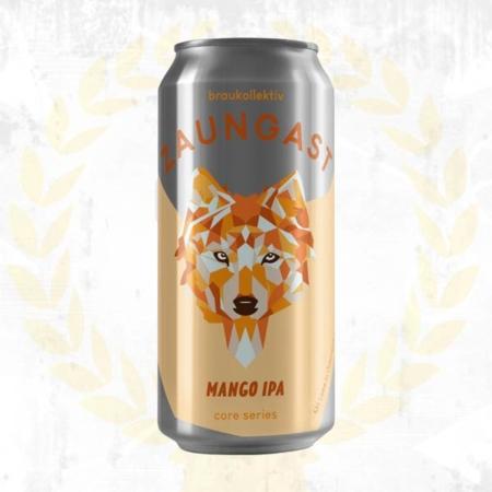 Braukollektiv Zaungast Mango IPA India Pale Ale aus Wien Österreich im Craft Bier Online Shop bestellen - Craft Beer online kaufen