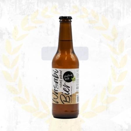 PhytonIQ Wasabi Pils scharf japanisch aus dem Burgenland mit Schwarzbräu Krumbachim Craft Bier Online Shop bestellen - Craft Beer online kaufen